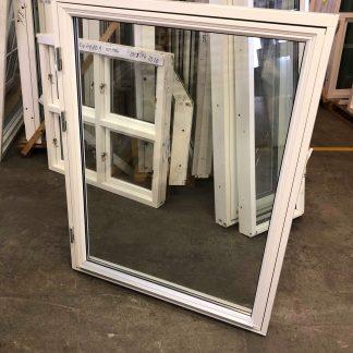 Sidohängt fönster i trä, 10x13