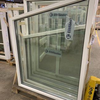 1758 Fasta fönster med lutning, trä/alu 1 st i storlek 11x15,5 (i högsta punkten) 1 st i storlek 11x11,5 (i högsta punkten) Pris för båda: 6000:- Säljes även separat för 3000:- /st