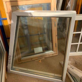 Fria former fast fönster i trä/alu 1080x1020 ( i högsta punkten)