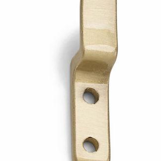 Fönstervredshake 3-10 Matt mässing 10mm