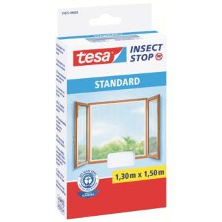 Insektsnät standard fönster vit 1,3x1,5m