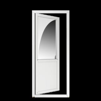 NorDan Tanum fönsterdörr inåtgående bröstning trä aluminium