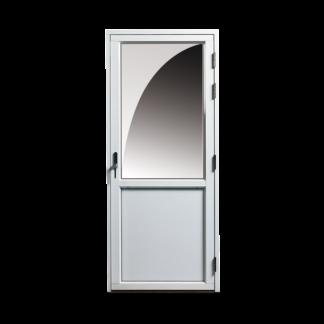 NorDan Tanum fönsterdörr bröstning trä aluminium