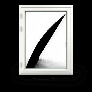 NorDan Tanum sidohängt fönster trä eller aluminium utvändigt
