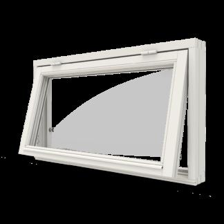 NorDan Tanum fök fönster överhängt kultur trä aluminium